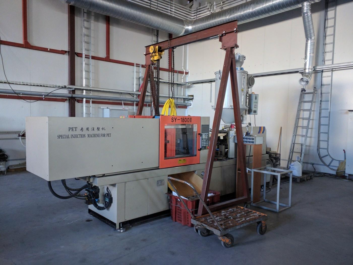 Термопластавтомат и периферийное оборудование
